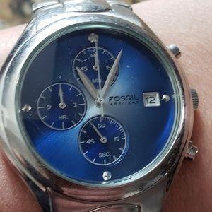 Men's  Fossil FS 3030 watch